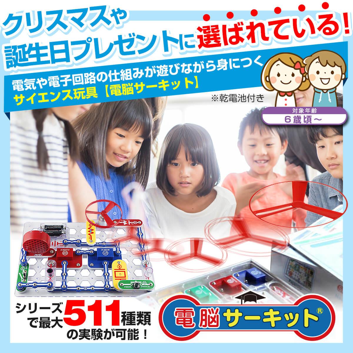 電子回路 おもちゃ 電脳サーキット